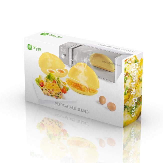 Microwave-Omelette-Maker
